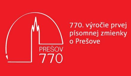 Všetky informácie k 770. výročiu prvej písomnej zmienky o Prešove nájdete  na oficiálnej stránke mesta Prešov  770. výročie - informácie a0e6e121eac